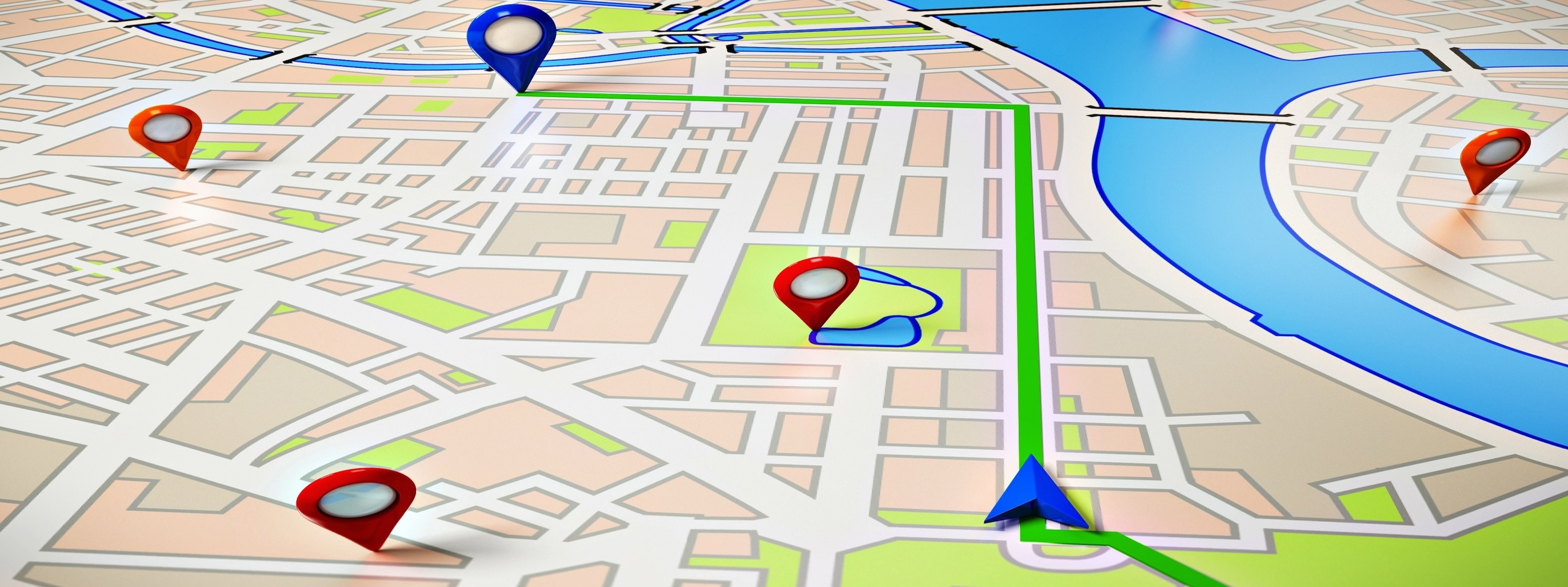 GPS-map-for-slide-show